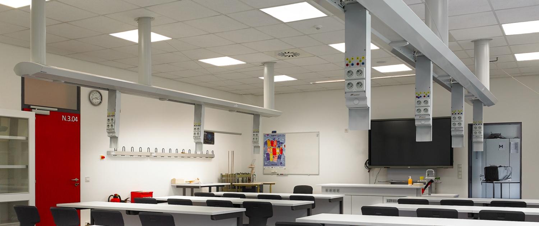 LED-Einlegepanels von FRISCH-Licht