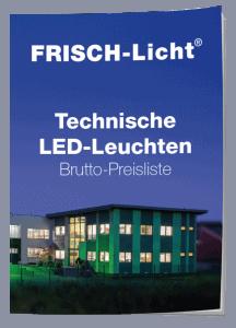 FRISCH-Licht Technische LED-Leuchten 2021